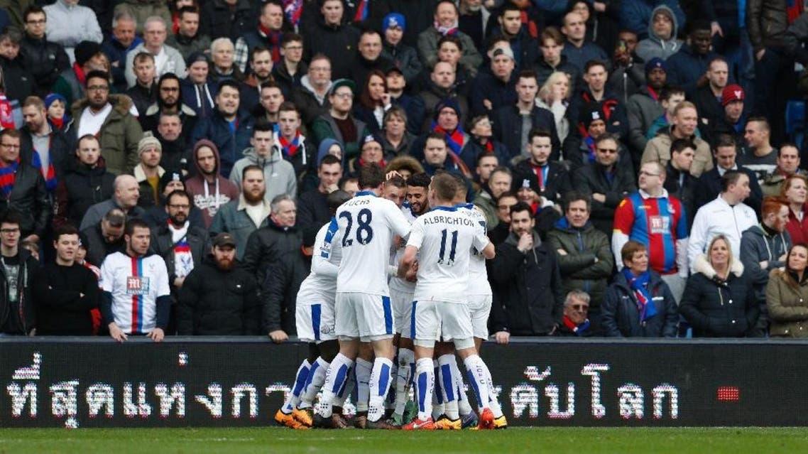 Leicester  (AFP)