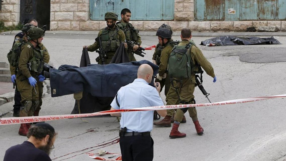 A video showed a21-year-old Palestinian lying on the ground when an Israeli soldier shoots him in the head without any apparent provocation. (File photo: Reuters)