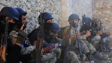 Strikes kill Qaeda spokesman, militants in Syria