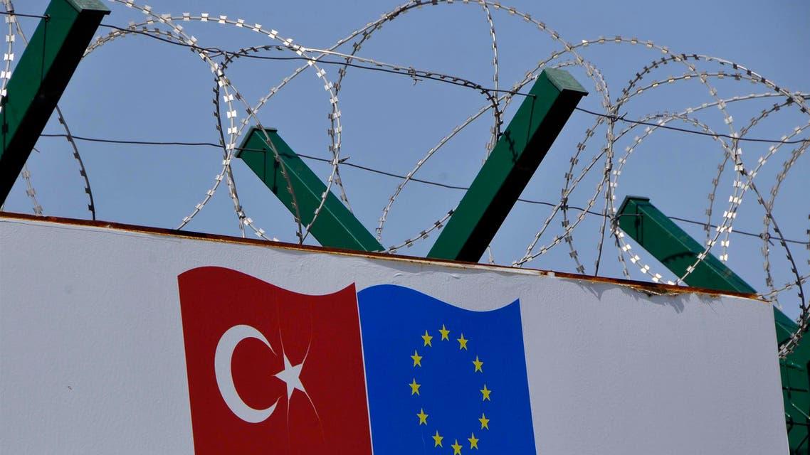 Migrants sent back to Turkey