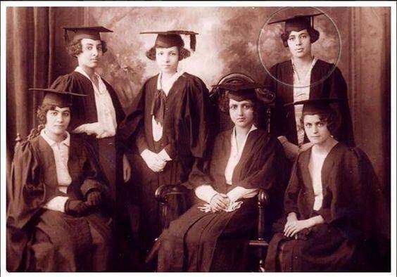 توحيدة عبد الرحمن أول طبيية في مصر
