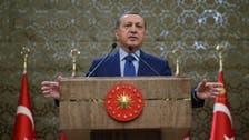 Turkey's Erdogan says no room for dialogue in Kurdish conflict