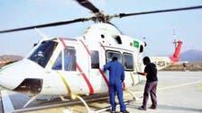 19 مصری متعمرین ائر ایمبولینس کے ذریعے ہسپتال منتقل