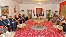 معصوم يبحث مع القوى العراقية سبل تجاوز الأزمة