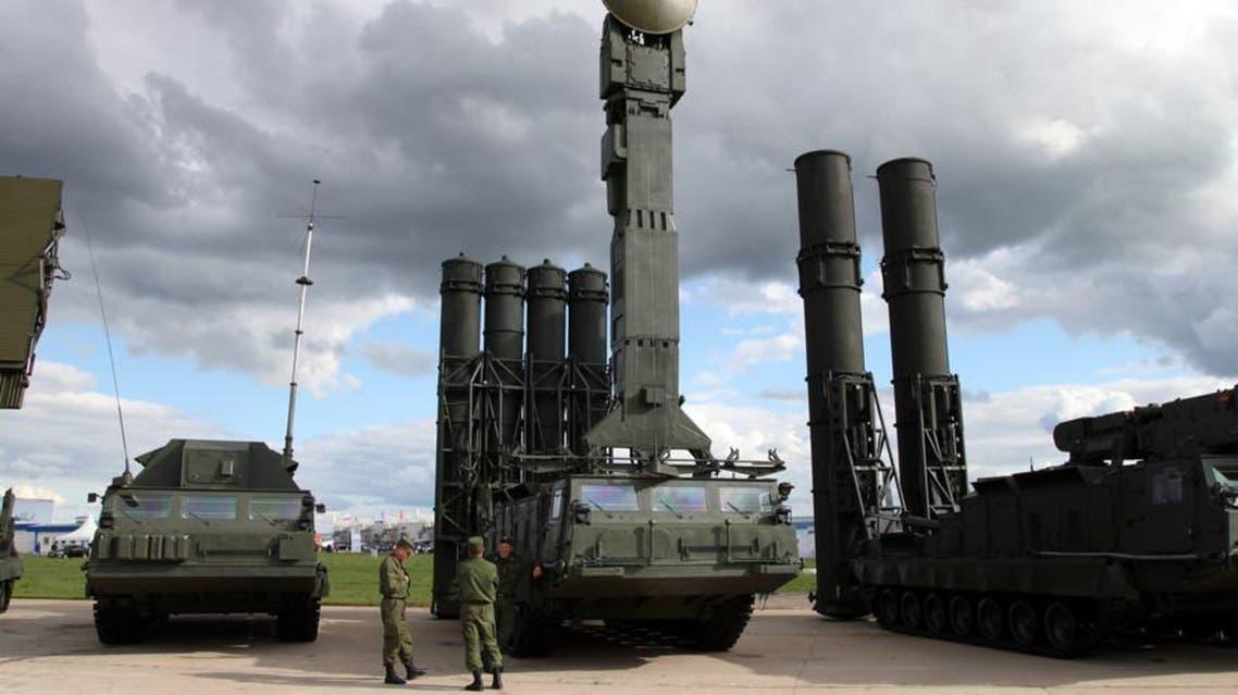 روسيا تسلم إيران صواريخ صاروخ اس 300 إس 300 اس-300 إس-300 s300 s 300