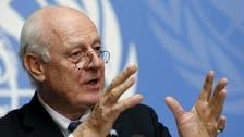 دي ميستورا: على النظام السوري السماح بدخول المساعدات