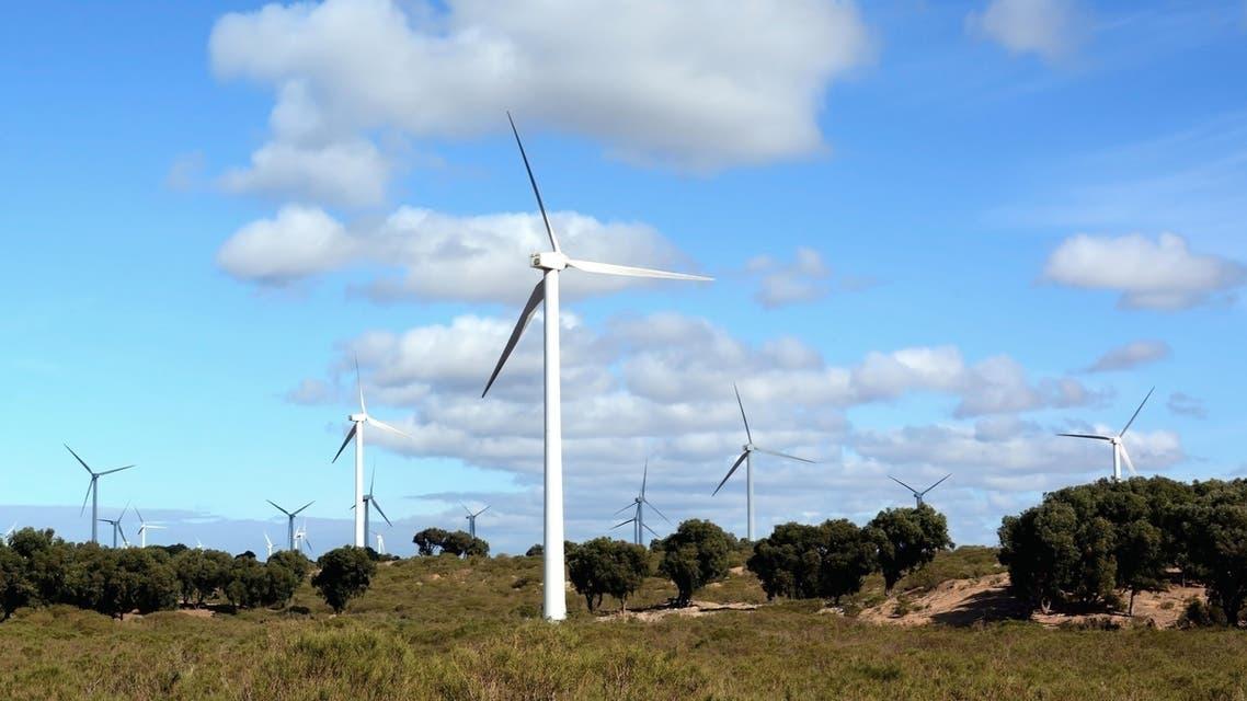 مشروع معان لطاقة الرياح - الأردن