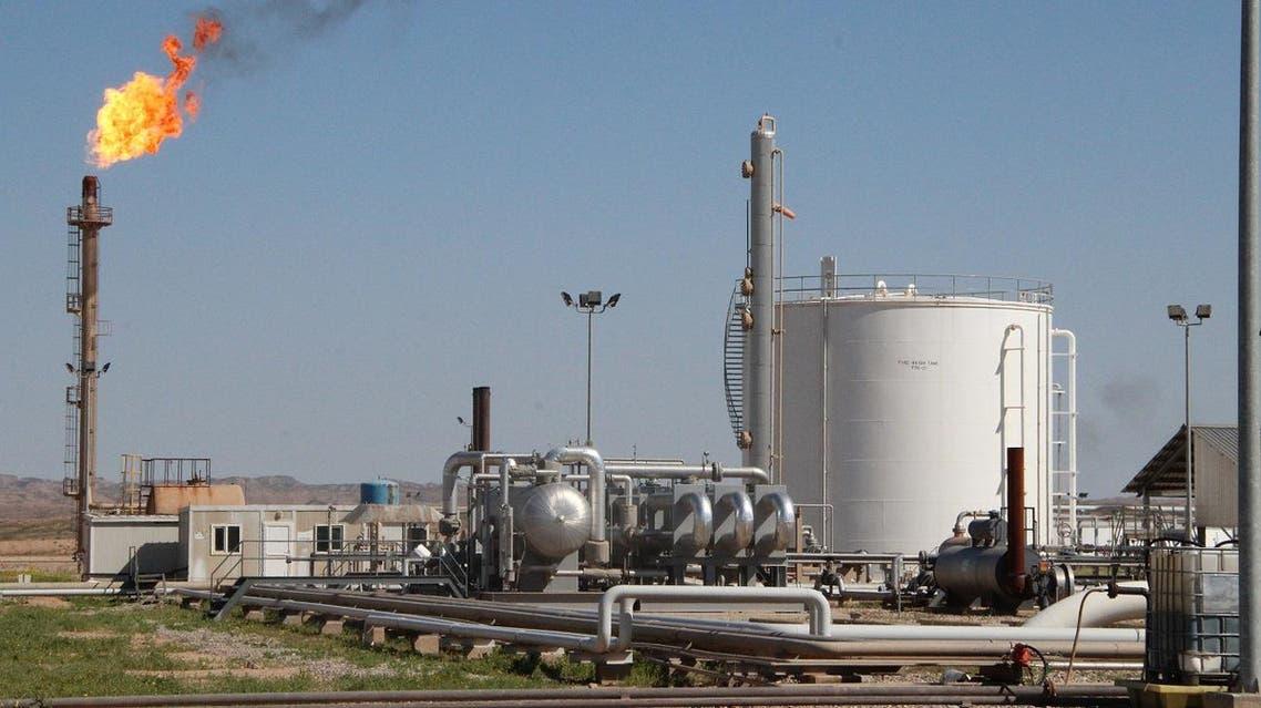 نفط كردستان العراق