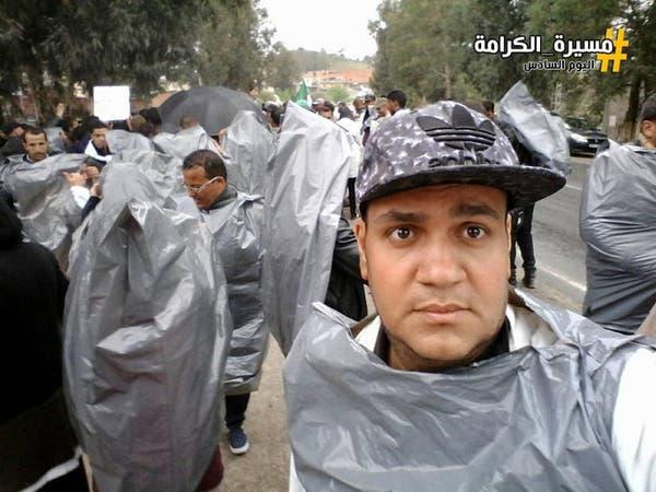 """أساتذة الجزائر.. إضراب عن الطعام في """"مسيرة الكرامة"""""""