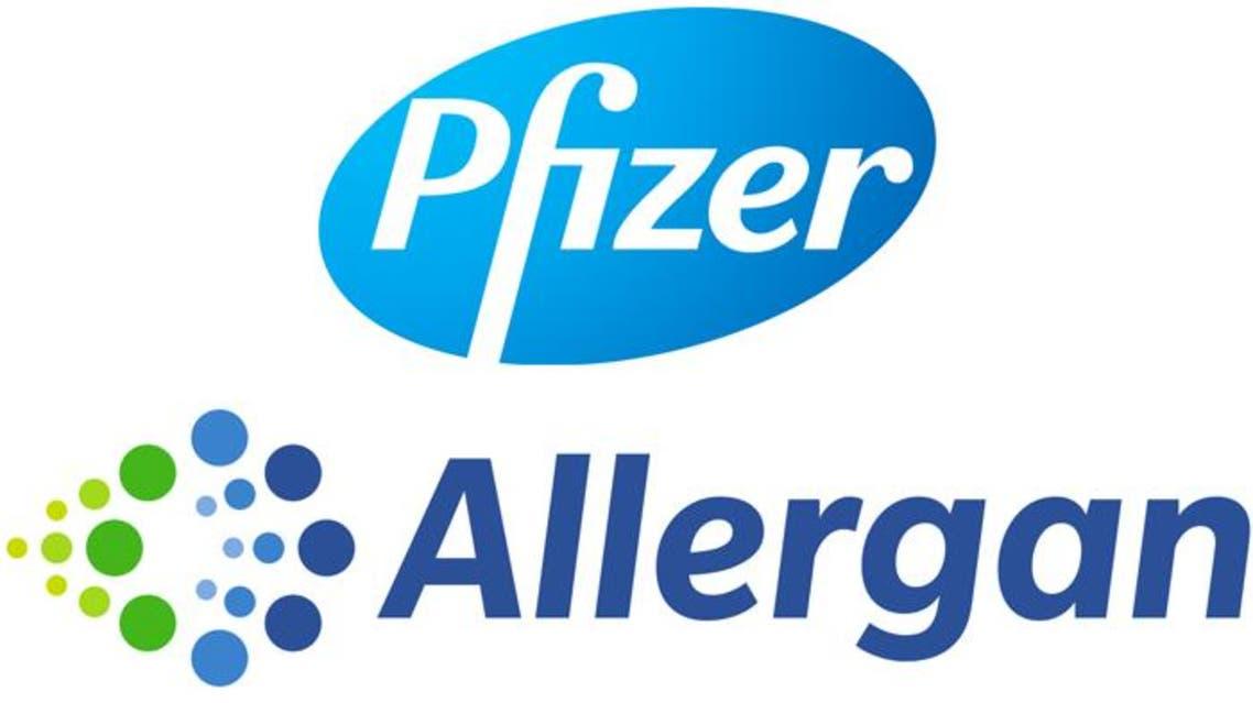pfizer and allergan