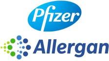 Pfizer توقف صفقة اندماج بـ160 مليار دولار مع Allergan