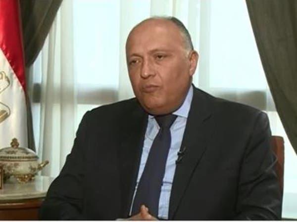 شكري لوزير خارجية إثيوبيا: سد النهضة قد يضر مصر