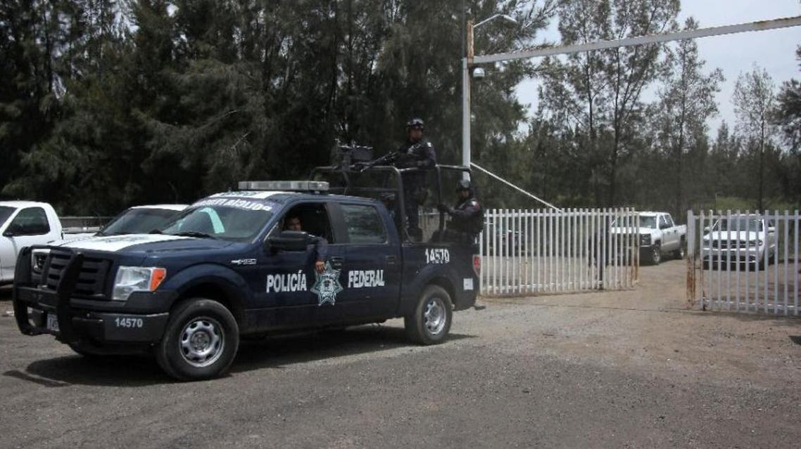 Michoacan is the scene of frequent violence between drug cartels fighting each other for control of trafficking routes (AFP)