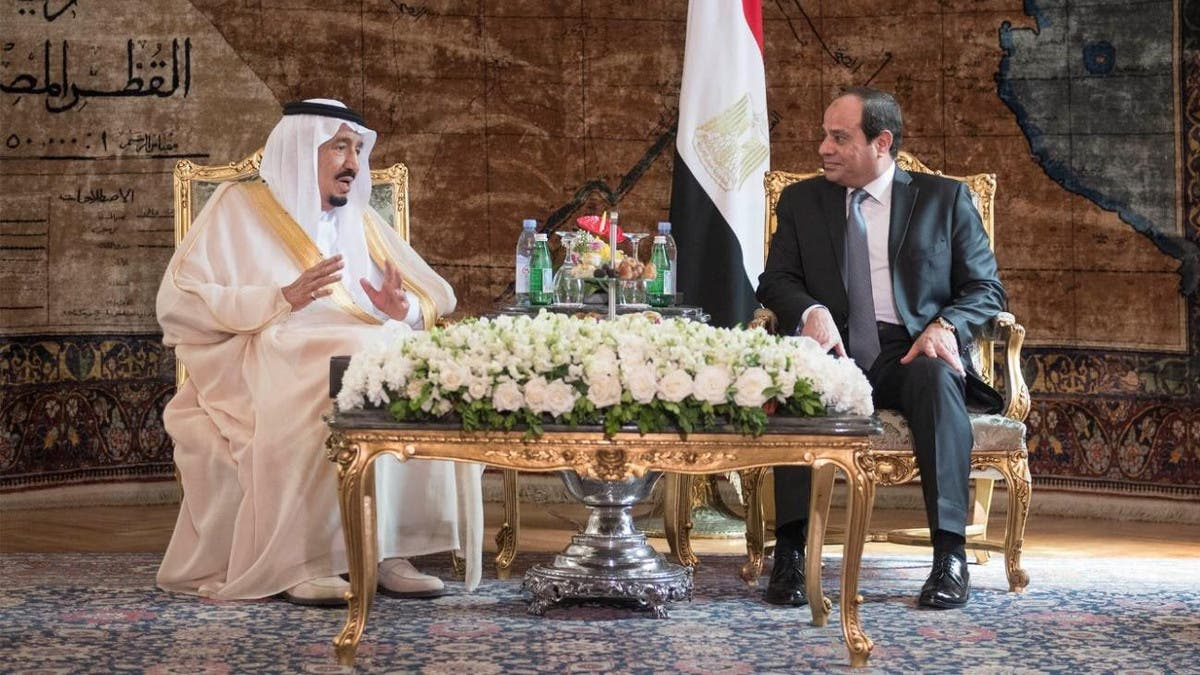 King Salman and Crown Prince: Saudi Arabia stands with Egypt´s security and stability