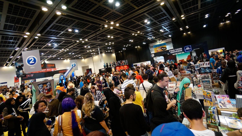(Comic Con 2015)