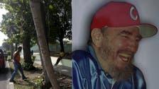 Fidel Castro, 89, makes rare public appearance in Cuba