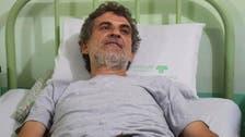 Freed Italian hostage leaves Philippines hospital