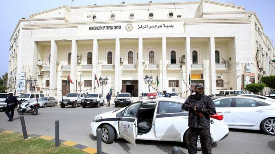 من طرابلس ليبيا