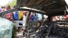 Somalia car bomb blast kills at least three