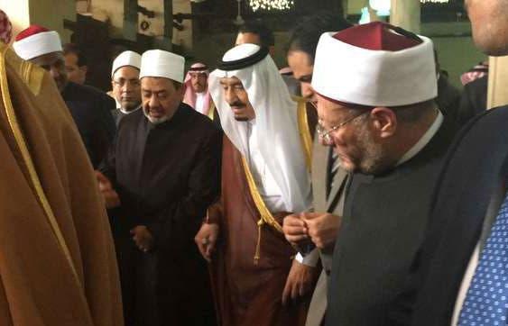 Saudi King Salman. (Photo Courtesy: Saudi Gazette)