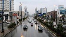 Heavy rain expected in Saudi Arabia