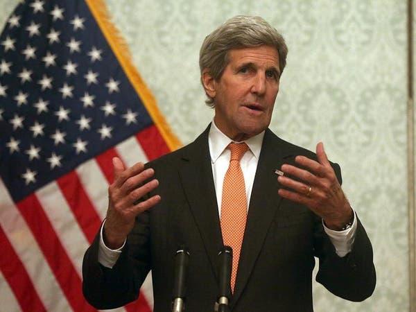 كيري يدعو المجتمع الدولي لدعم حكومة ليبيا بالسلاح