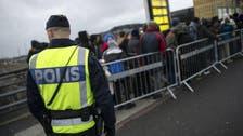 Swedish police hunt arsonist suspected of torching school
