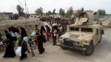 Ex-ISIS Iraq territory reveals mass graves