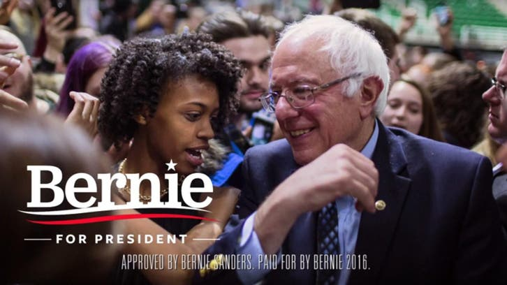 Bernie Sanders courts New York with Spike Lee-directed ad