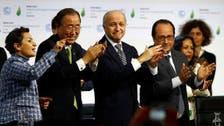 Nations seek rapid ratification of Paris climate deal, 4-year lock