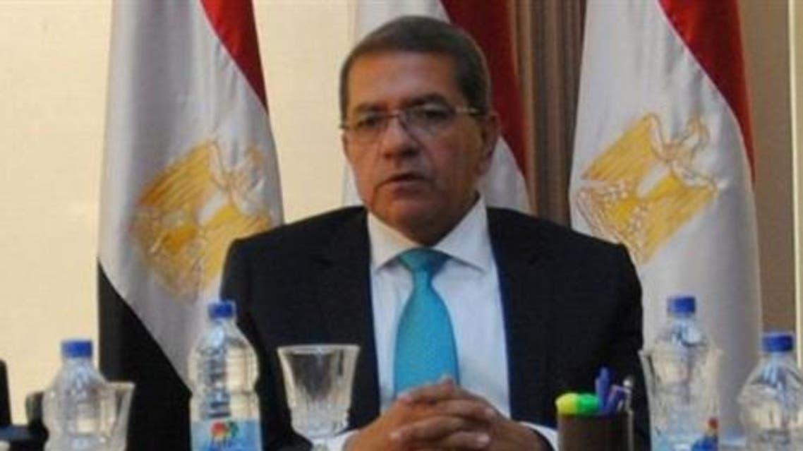 وزير المالية المصري، عمرو الجارحي