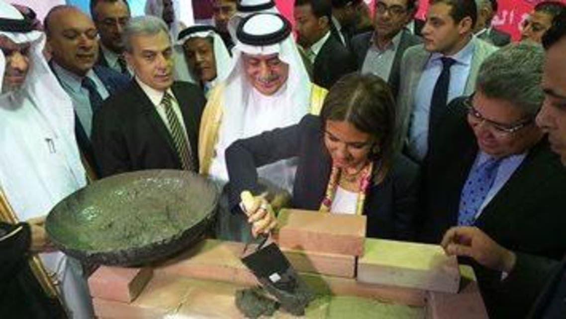 وضع حجر الأساس لتطوير مستشفى القصر العيني