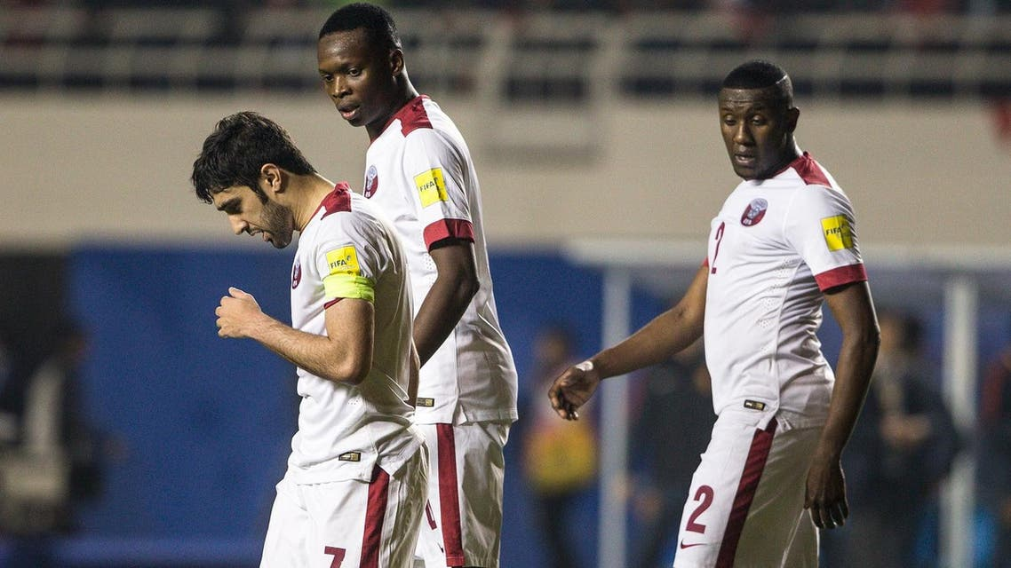 Russia 2018 represents Qatar's last chance to qualify for a World Cup on merit before automatically playing as hosts in 2022. (Reuters)