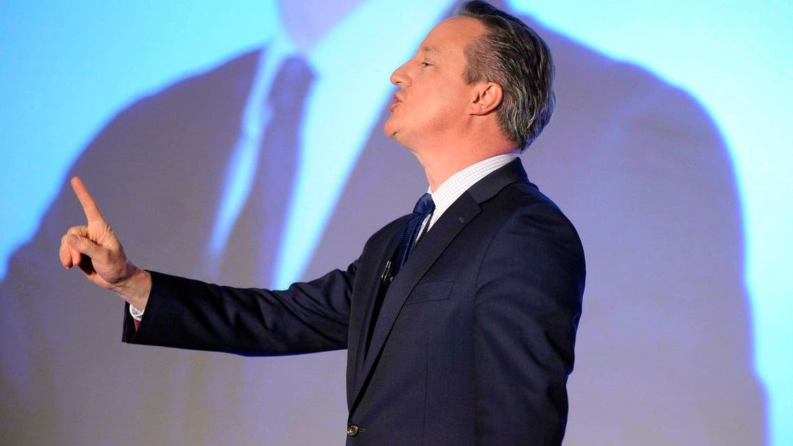 Opposition leaders say Cameron has failed to answer key questions about his tax affairs despite his publication of his income and taxes. (Reuters)