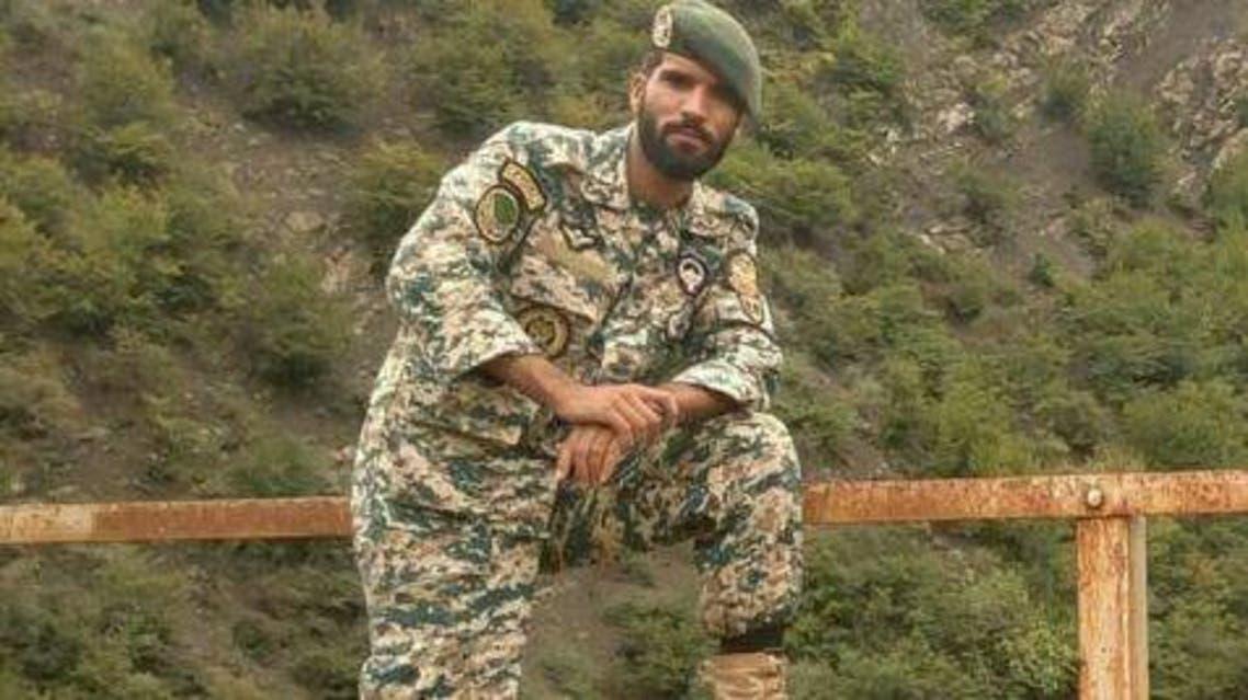 الملازم بمغاوير الجيش الايراني محسن قيطاسلو
