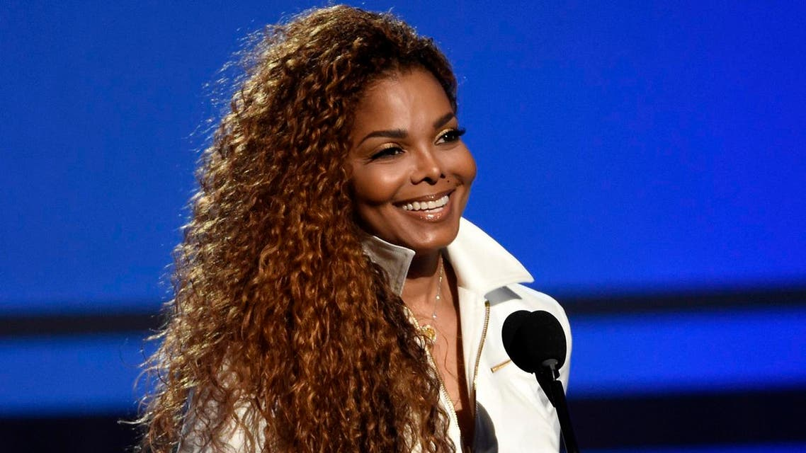 Jackson, married to Qatari business mogul Wissam al-Mana, 'is planning her family' at the moment. (File photo: AP)