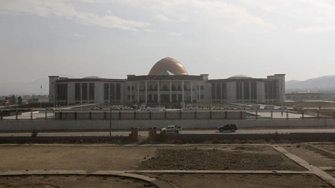 Afghan lawmaker (Reuters)