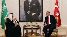 شاہ سلمان کا ترک صدر سے علاقائی امور پر تبادلہ خیال