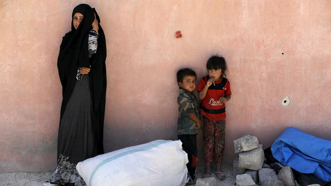 There were 7.6 million displaced people in Syria by the end of 2014 and almost 4 million Syrian refugees, mainly living in the neighbouring countries of Lebanon, Jordan and Turkey. (File photo: Reuters)