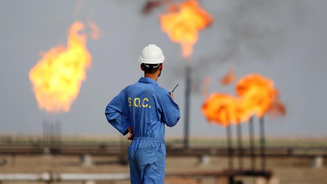 Oil prices pushed higher again on Monday ahead of next week's widely-anticipated meeting of major petroleum producers to discuss limiting output. (AFP)