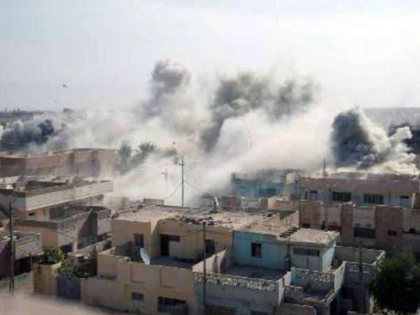 الائتلاف: غارات النظام وروسيا على ريف حمص حملة إرهابية