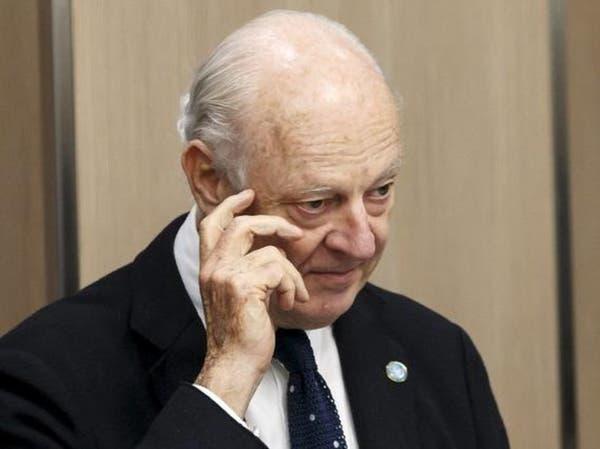 المعارضة: تضاعف القتل بسوريا منذ تولي دي ميستورا مهامه