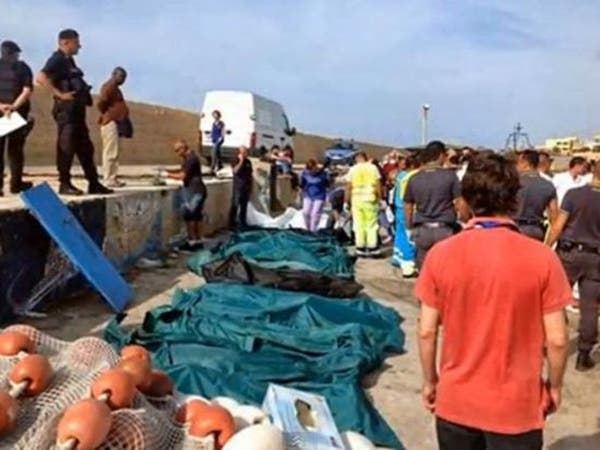 ليبيا.. انتشال جثث 85 مهاجرا من السواحل