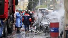 Car bomb in Lebanon's Sidon kills Palestinian official