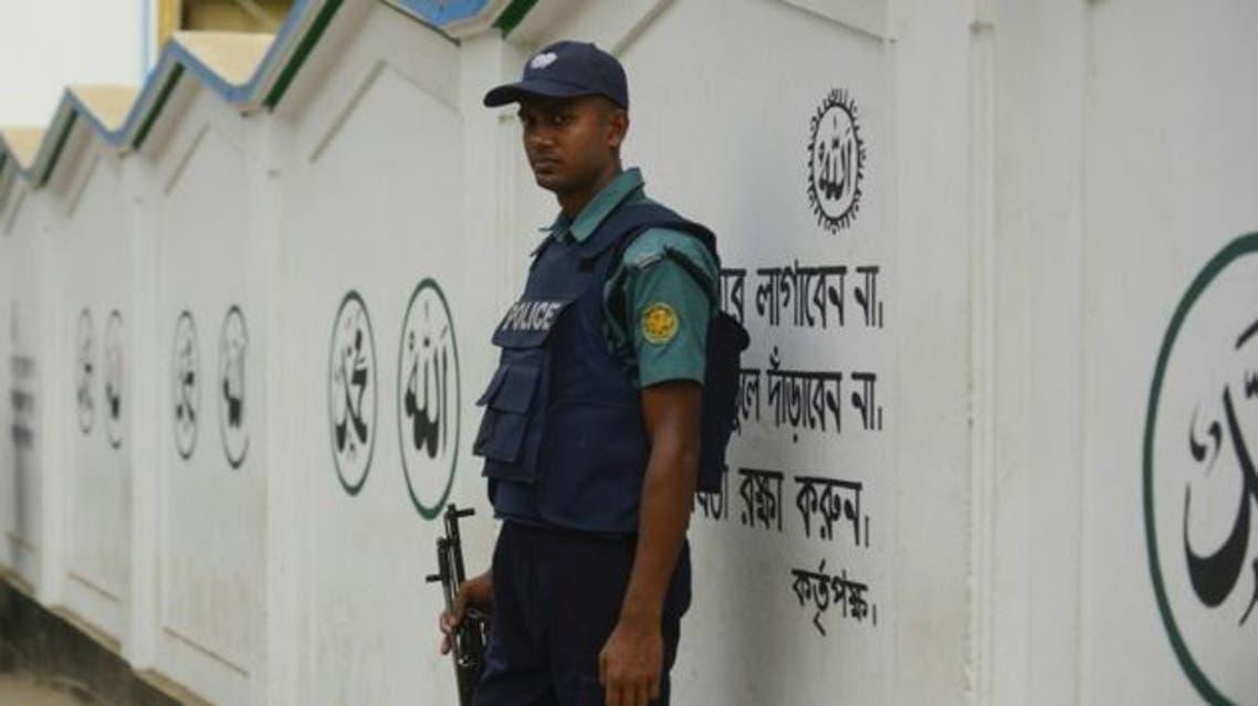 Bangladesh authorities. (File photo: AFP)