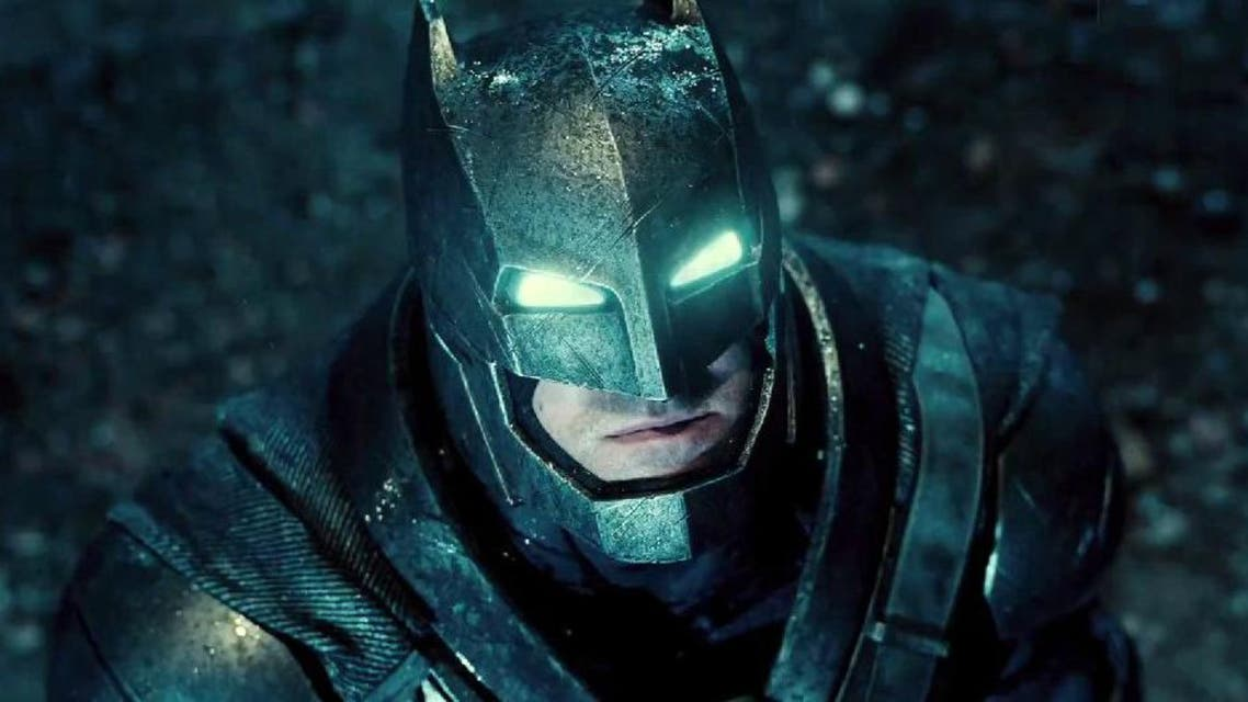 """Affleck portrayed the caped crusader in this year's """"Batman v Superman: Dawn of Justice"""". (Photo: Movie poster)"""