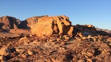 See stunning photos of the Jordan desert where 'The Martian' was shot