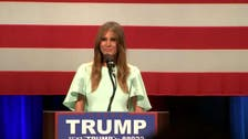 Melania Trump: My husband is 'an adult' that knows the perils of Twitter