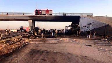 قتلى وجرحى في تفجير انتحاري عند مدخل مصراتة الليبية
