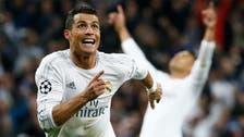 Hat-trick hero Ronaldo savors 'magic' Madrid fightback